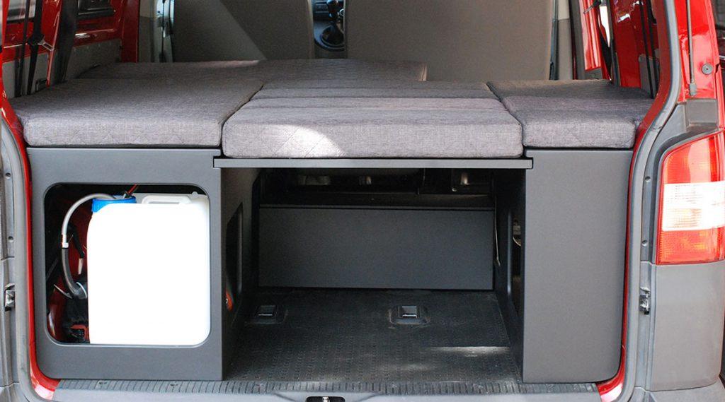 Transporter t5 muebles para camperizar tu furgoneta - Muebles para camperizar furgonetas ...