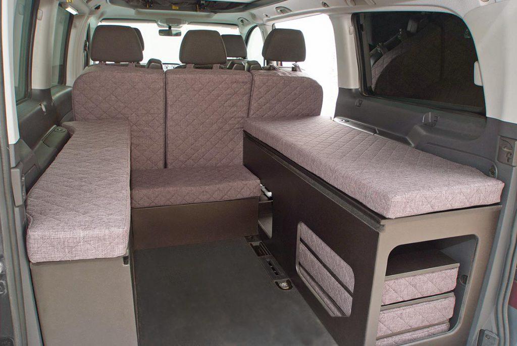Camperizar mercedes vito muebles para camperizar tu - Muebles para camperizar furgonetas ...