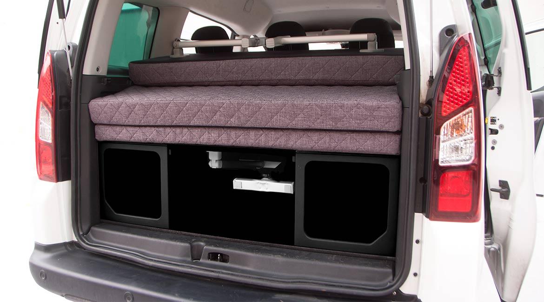 Jumpy camper - Muebles para camperizar furgonetas ...