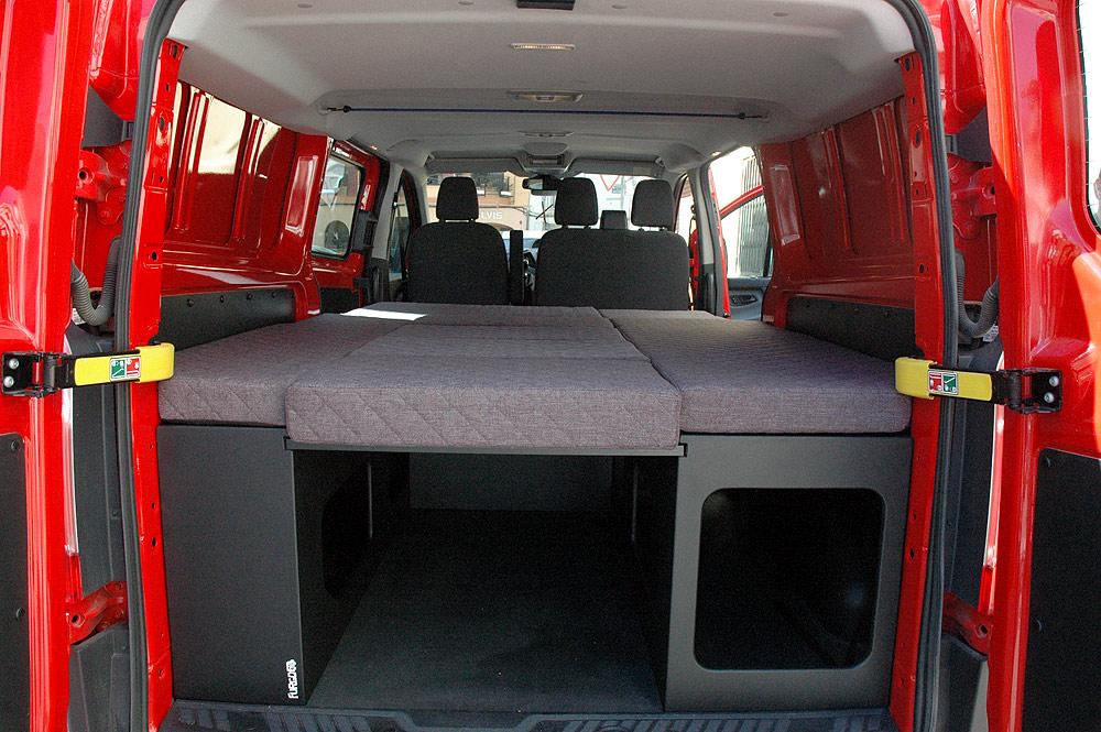 Camperizar ford transit custom idea de imagen del coche - Muebles para camperizar furgonetas ...