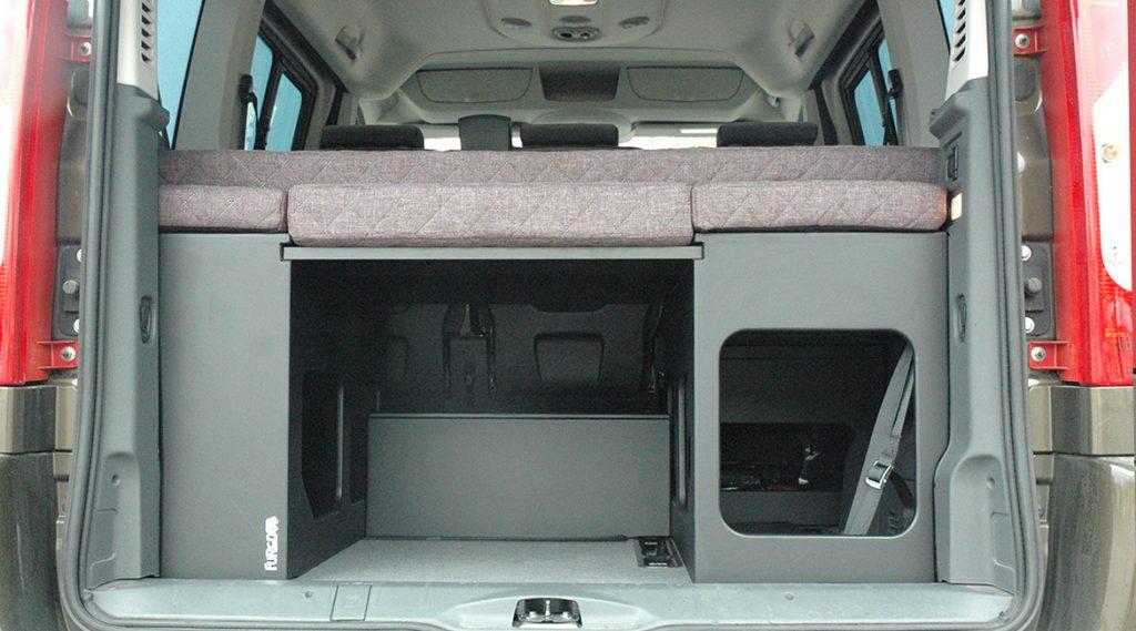 Peugeot expert muebles para camperizar tu furgoneta - Muebles para camperizar furgonetas ...